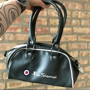 Ben Sherman Bowler Bag Purse